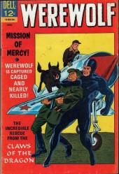 Werewolf (Dell - 1966) -3- Mission of Mercy!