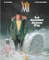 XIII -6c2017- Le dossier Jason Fly