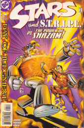 Stars and S.T.R.I.P.E. (1999) -4- Waking The Dead!