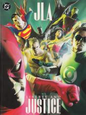 JLA: Liberty and Justice