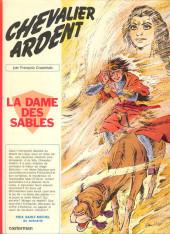 Chevalier Ardent -8- La Dame des sables