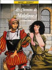 Les chemins de Malefosse -1c1994- Le diable noir