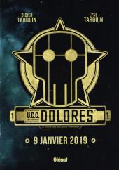 U.C.C. Dolores -1Extrait- La trace des nouveaux pionniers