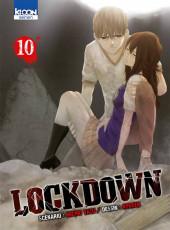 Lockdown -10- Tome 10