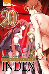 A Certain Magical Index -20- Tome 20