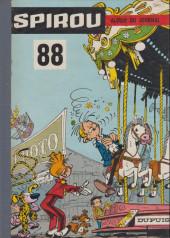 (Recueil) Spirou (Album du journal) -88'- Spirou album du journal