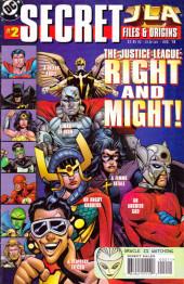 JLA Secret Files (DC comics - 1997) -2- Heroes
