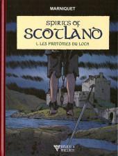 Spirits of Scotland -1- Les fantômes du Loch