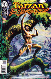 Tarzan The Savage Heart (1999) -1- Part 1 of 4