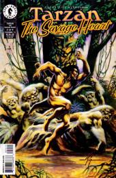 Tarzan The Savage Heart (1999) -2- Part 2 of 4