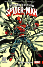 Peter Parker: The Spectacular Spider-Man (2017) -INT04- Coming home