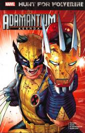 Hunt For Wolverine - Adamantium Agenda -INT- The Adamantium Agenda