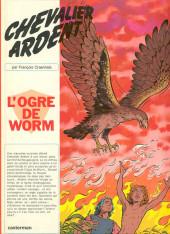 Chevalier Ardent -9- L'ogre de Worm