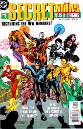 Titans Secret Files (1999) -1- Come Together