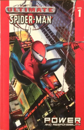 Ultimate Spider-Man (2000) -INT01a- Power and responsibility