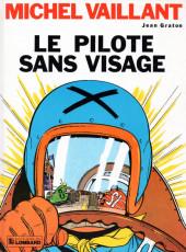 Michel Vaillant -2- Le pilote sans visage