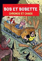Bob et Bobette -346- Chronos et chaos