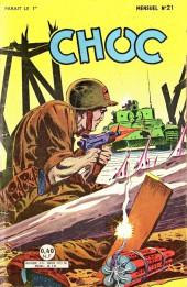 Choc (1re série - Artima puis Arédit)