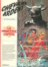 Chevalier Ardent -10- La Princesse captive