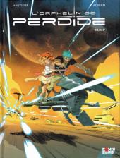 L'orphelin de Perdide -2- Silbad