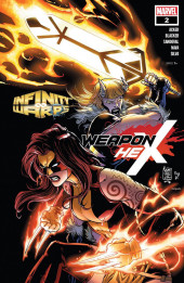 Infinity Wars: Weapon Hex (2018) -2- Issue #2
