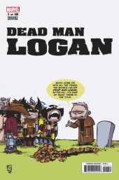 Dead Man Logan -1B- Sins of the Father: Part 1 - Young Cover
