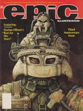 Epic Illustrated (Marvel Comics - 1980) -11- Epic Illustrated #11