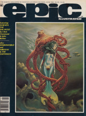 Epic Illustrated (Marvel Comics - 1980) -12- Epic Illustrated #12