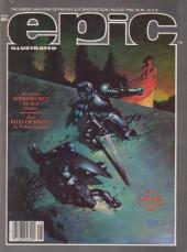 Epic Illustrated (Marvel Comics - 1980) -13- Epic Illustrated #13