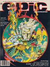 Epic Illustrated (Marvel Comics - 1980) -14- Epic Illustrated #14