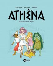 Athéna (Sibylline/Bagères/Voyelle) -1- À l'école du mont Olympe