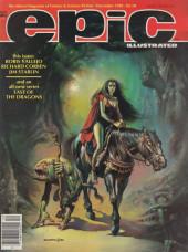 Epic Illustrated (Marvel Comics - 1980) -15- Epic Illustrated #15