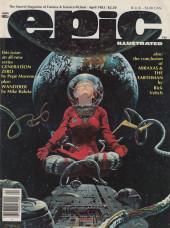 Epic Illustrated (Marvel Comics - 1980) -17- Epic Illustrated #17