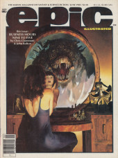 Epic Illustrated (Marvel Comics - 1980) -18- Epic Illustrated #18
