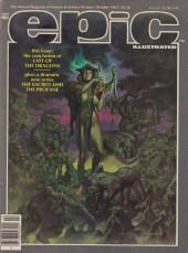 Epic Illustrated (Marvel Comics - 1980) -20- Epic Illustrated #20