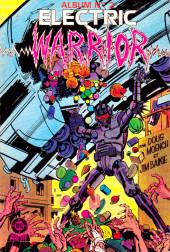 Electric Warrior -Rec02- Album N°2 (du n°3 au n°4)
