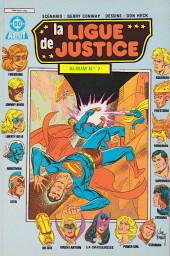 La ligue de justice (2e série - Arédit - Arédit en couleurs) -Rec07- Album N°7 (du n°3 au n°4)