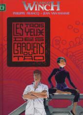 Largo Winch (France Loisirs) -15- Les trois yeux des gardiens du Tao