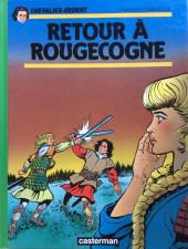 Chevalier Ardent -18- Retour à Rougecogne