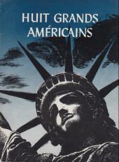 (AUT) Collectif - Huit grands américains