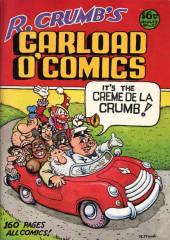 R. Crumb's Carload O' Comics (1996) -INT- R. Crumb's Carload O' Comics
