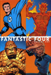 Fantastic Four (1961) -INT- The Best of the Fantastic Four Volume One