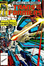 Les transformers (Éditions Héritage) -4- La dernière bataille