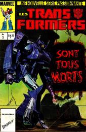Les transformers (Éditions Héritage) -5- l'ordre nouveau
