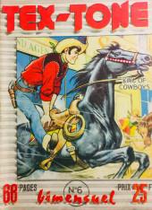 Tex-Tone -6- Echec aux kidnappers!