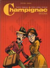 Champignac -1- Enigma
