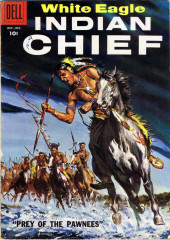 Indian Chief (1951) -28- Prey of the Pawnees