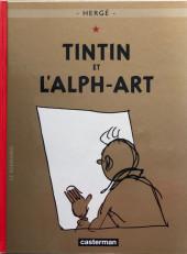 Tintin (Historique) -24D2010- Tintin et l'Alph-Art