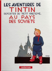 Tintin (Historique) -1d17- Tintin au pays des soviets