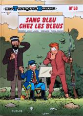 Les tuniques Bleues -53a2017- Sang bleu chez les bleus